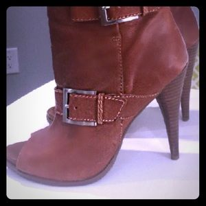 🔥Peep toe booties -Jessica Simpson.💥 sale!